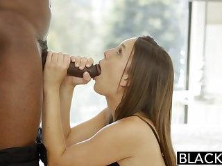 BLACKED Classy Wife Jade Nile Enjoys BBC for her Husband