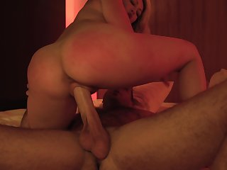 Homemade rough sex with insolent Adira Allure
