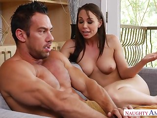 Raunchy America: Aidra Fox and Johnny Castle in I Have a Wife