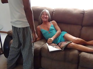 I'm Horny Again - Milf Wants Big Black Dick