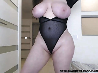 Cuddly Bitch With Big Boobs - webcam MILF
