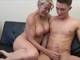 Shameless mature stepmom
