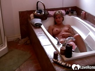 Nasty stepmom hungers for his raging boner