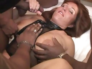 3Some For White Wife Mommy