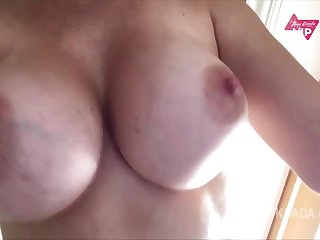 married woman cheating - pov homemade porn