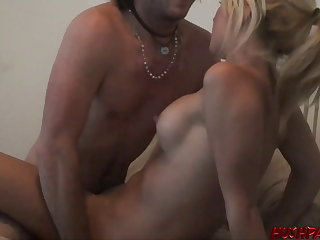 Terra Blake and her Boyfriend give us a Steamy Sex Show