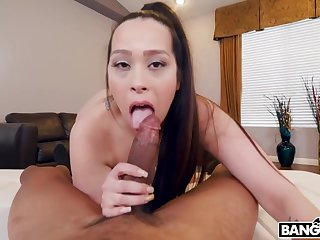 Chubby lady with big booty gets nude to ride strong cock wild